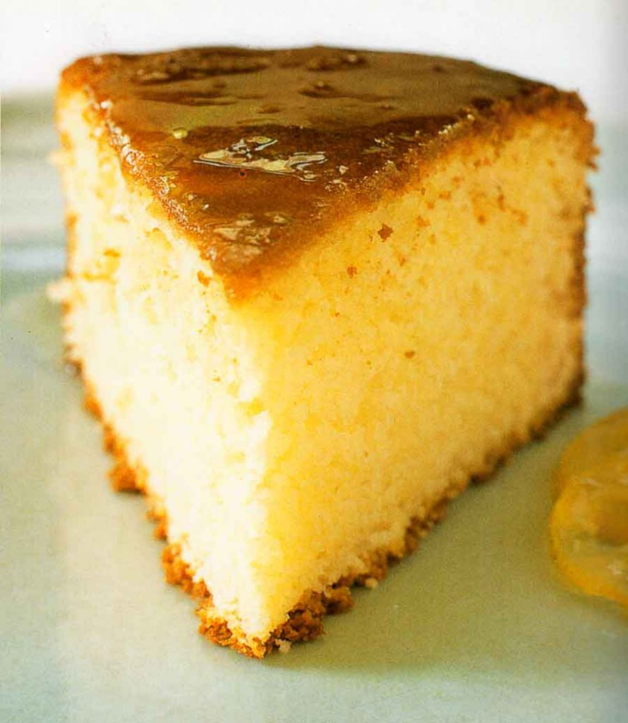 Lemon Yogurt Cake Recipe-calories-easy dessert recipes nutrition facts