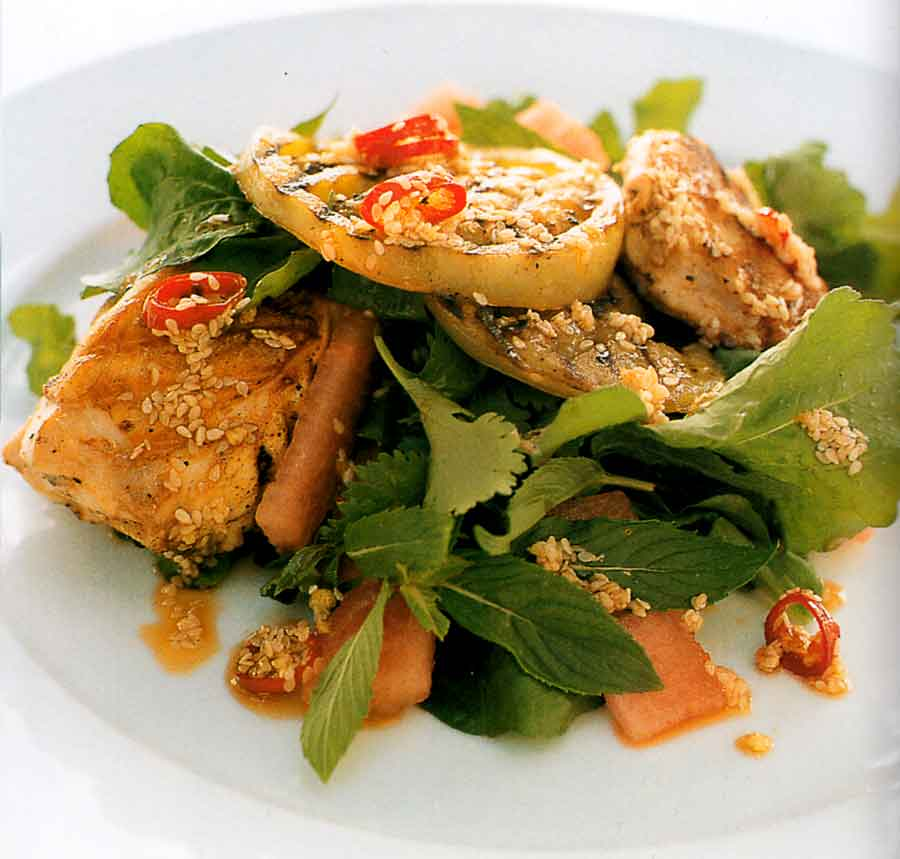 Warm Chicken Salad Recipe-celories-nutrition facts