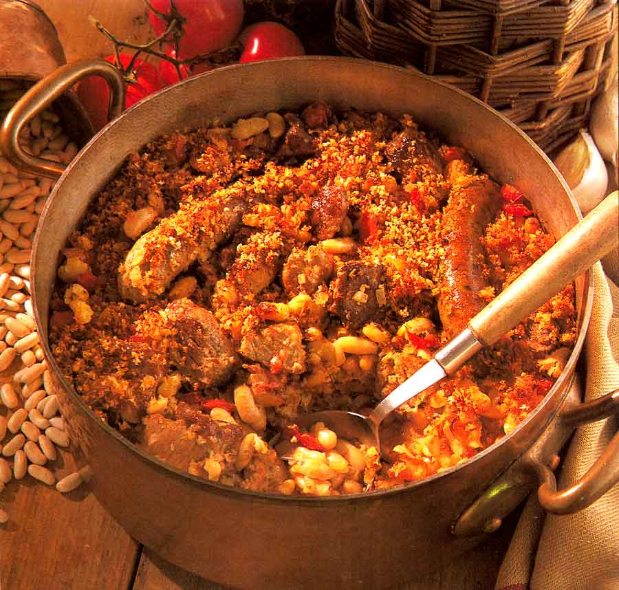 Toulouse Cassoulet Recipe-calories-best french cuisine homemade-nutrition facts