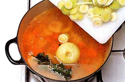 White-Veal-Stew-Recipe-calories-Blanquette-de-Veau-nutrition-facts-step by step