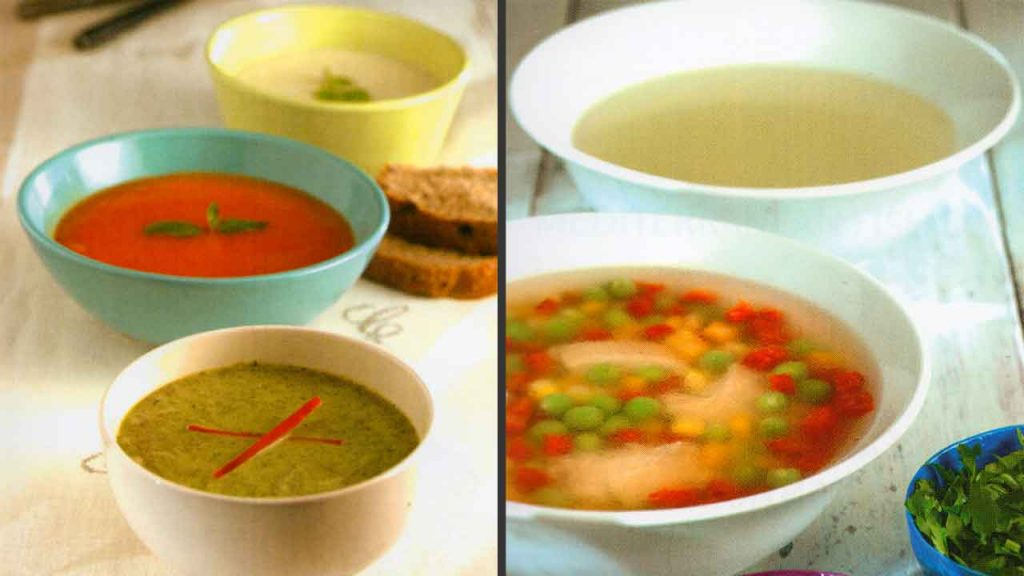 3 Delicious Soup Recipes-Mediterranean Fish Diet Soups-easy and homemade-recipematic