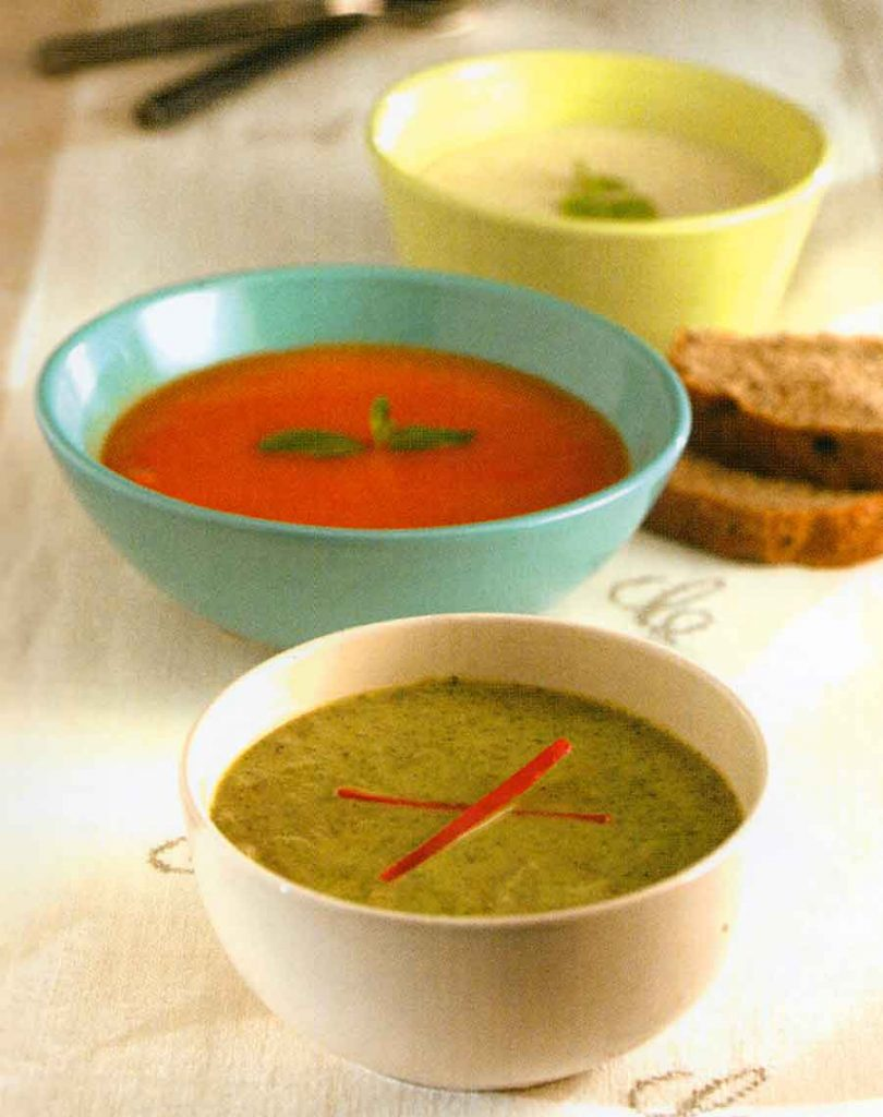 6 Best Homemade Vegetable Diet Soups-easy soup recipes