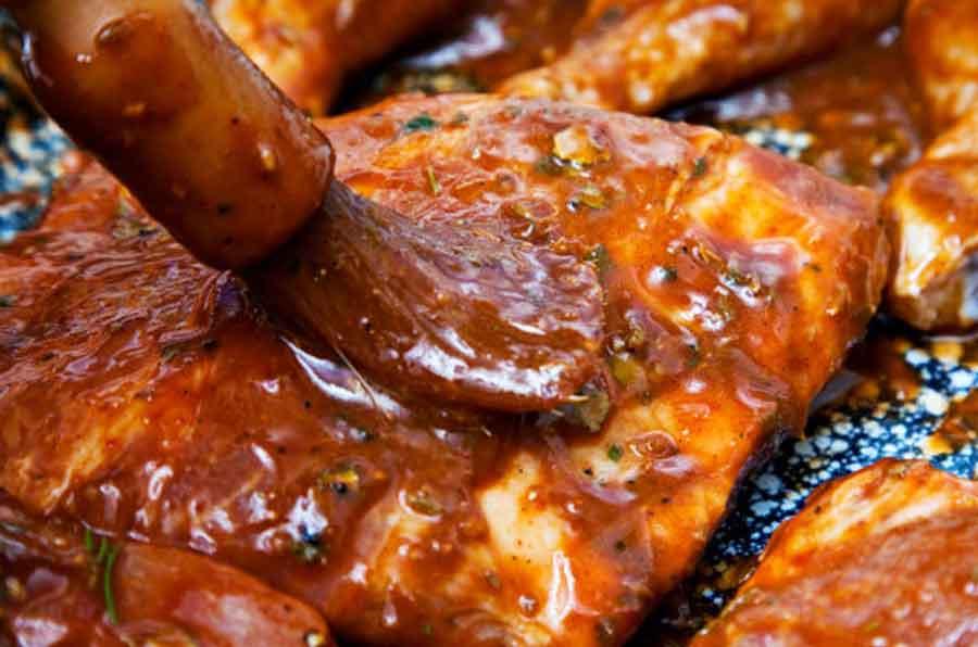 Aromatic Vinegars and Oils-Sherry and Orange Juice Marinade-homemade recipe-easy sauce