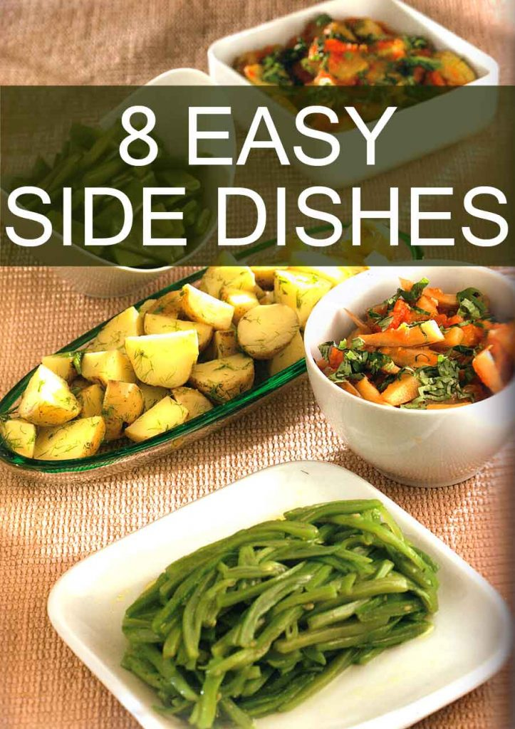 Best Vegetable Recipe-Sauteed Green Beans-side dishes-easy diet food