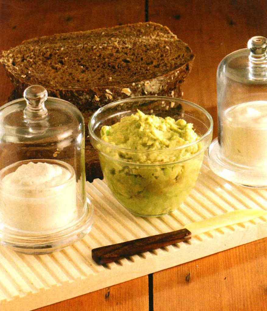 The Essential Spreads The Best Substitutes For Butter-Mayonnaise Or Other Saturated Fats-Soyanese-Tartar Sauce Recipe