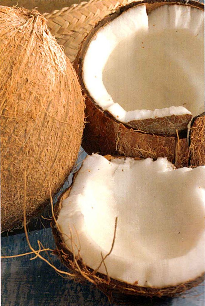 How to Choose-How to Store-How to Use Coconut-Benefits of Coconut-calories-nutrition facts