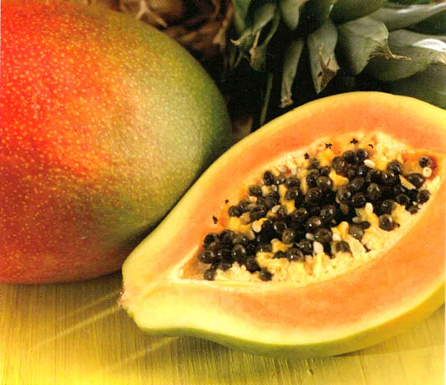 How to Store-Choose-How to Use Papaya-Benefits of Papaya-Calories and Nutrition Facts-tips