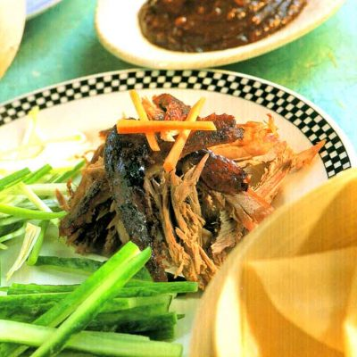 Asian Poultry Recipes-Peking Duck Recipe-how many calories-nutrition facts-easy-homemade-chinese duck recipe