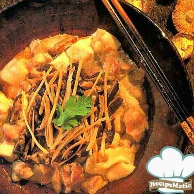 Chicken-with-Mushrooms-Recipe-Chinese-Cuisine-Recipes-how-many-calories-easy-homemade-asian style-recipematic