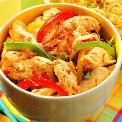 Cumin-Spiced-Chicken-Recipe-Chinese-Style-Chicken-how-many-calories-easy-homemade-recipematic