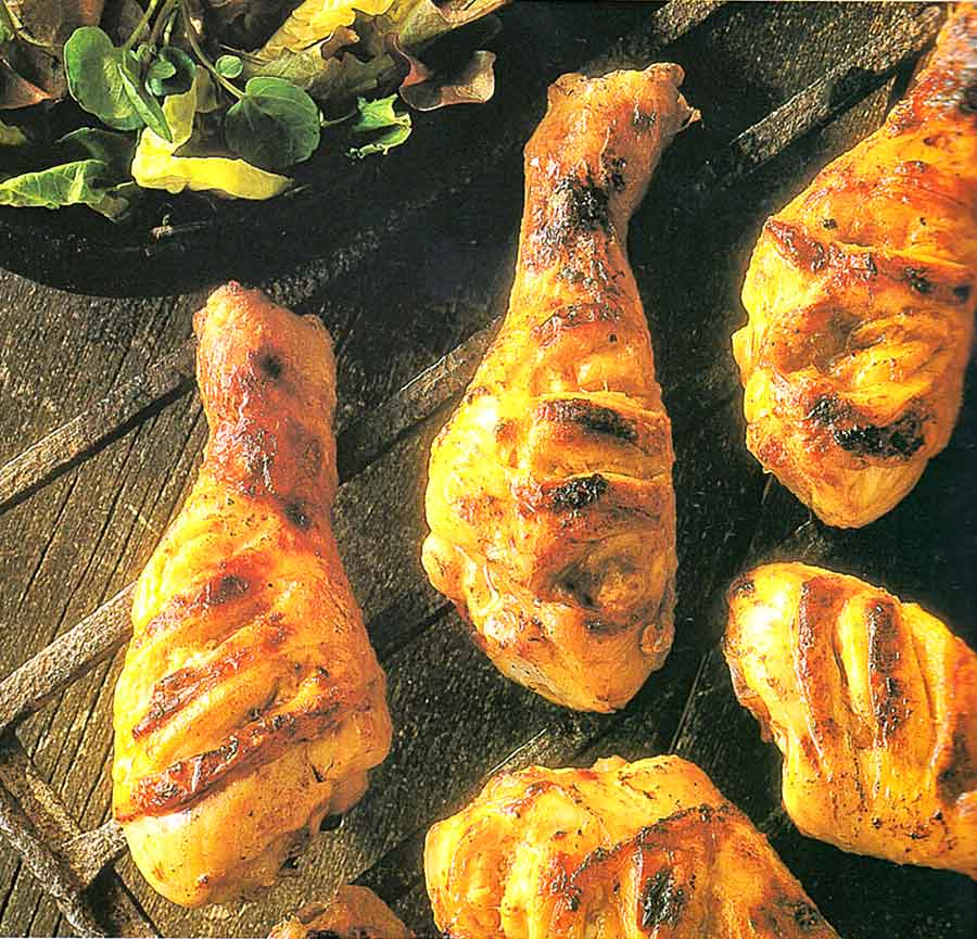 Grilled Chicken Legs Chinese Cuisine Recipes Calories And Nutrition Facts