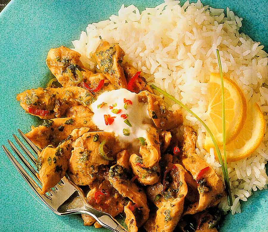 Red Chicken Curry Recipe   Chinese Cuisine Recipes (how many calories)